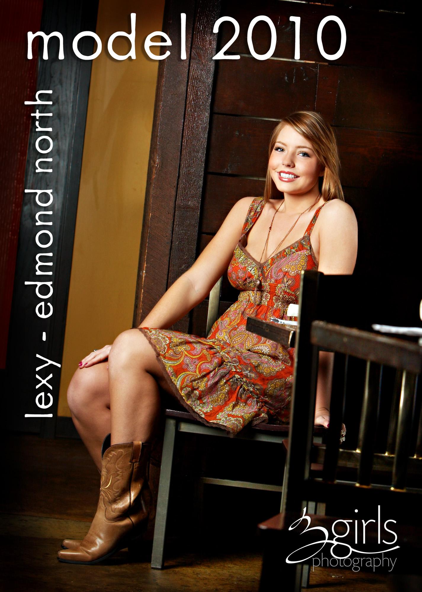 teen model Lexy