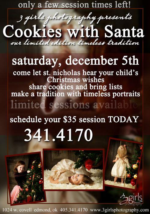 CookiesWithSanta2009